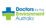 Doctors for the Environment logo